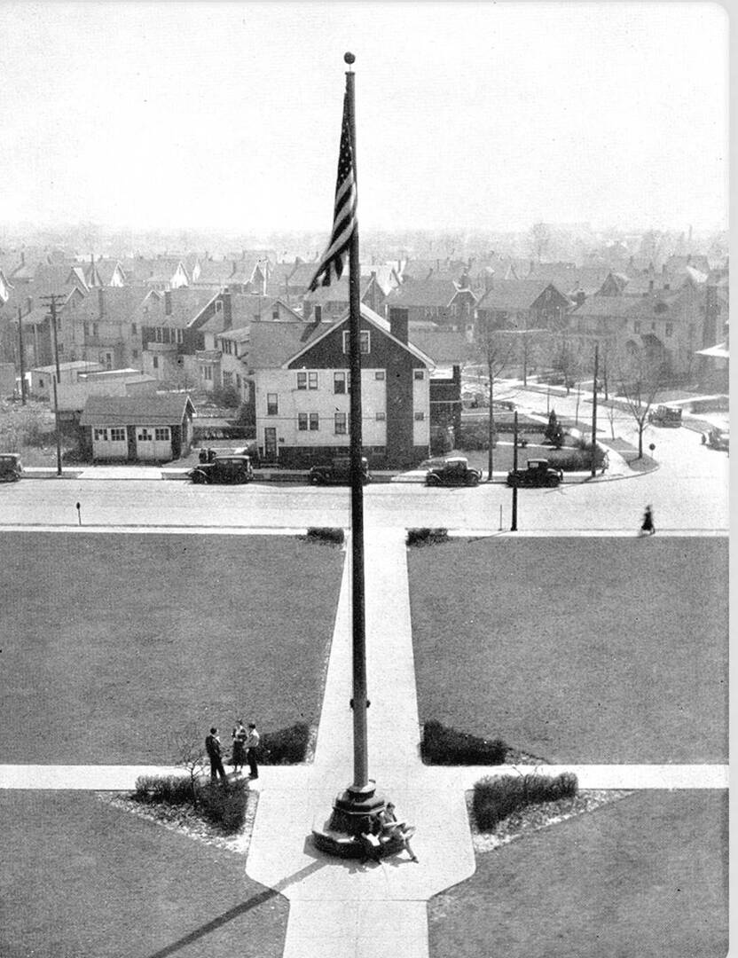 View From the Top, 1928