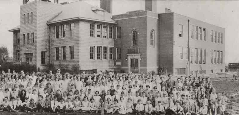 Original School, 1929