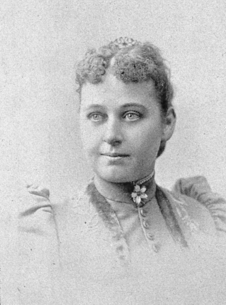 Anna M. Edwards (1849-1923)