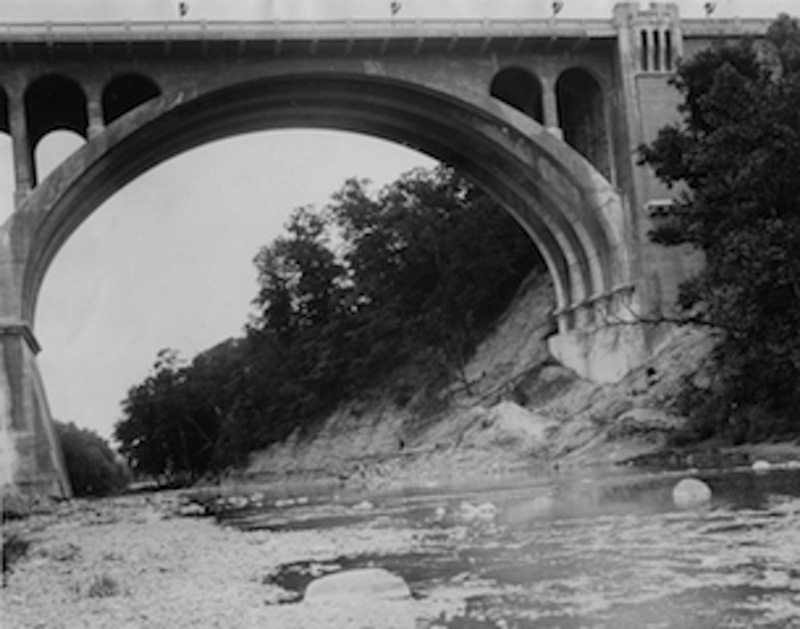 Open Spandrel Arch, 1926