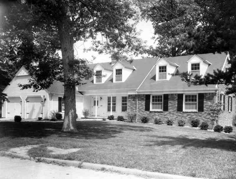 Kirtland Lane, 1962