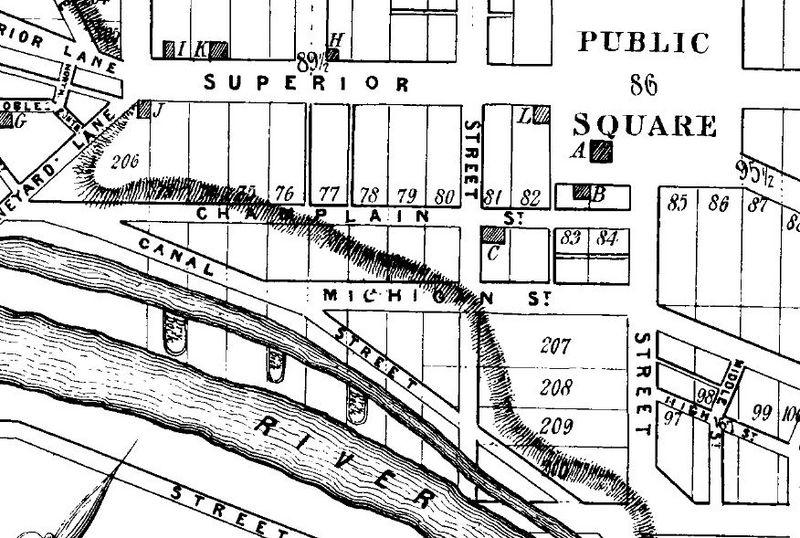 Superior Street, 1835