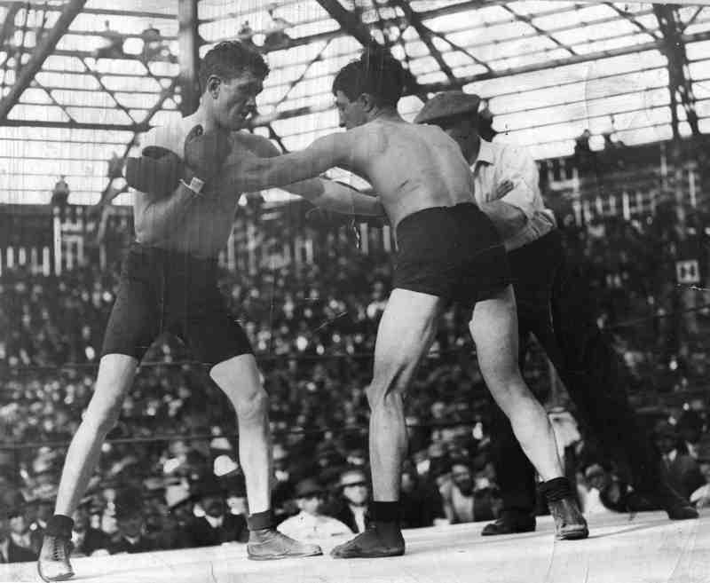 Kilbane vs. Attell, 1912 Title Fight