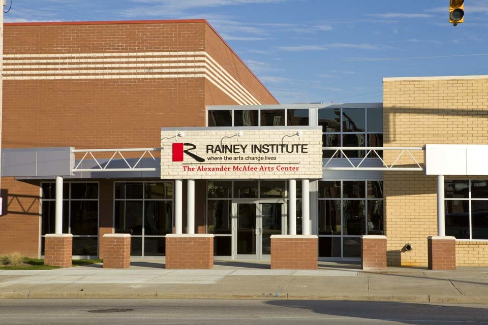 A New and Larger Rainey Institute