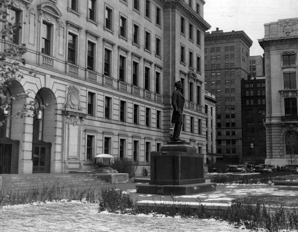 West Entrance, 1932