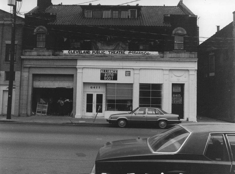 Cleveland Public Theatre, c.1990