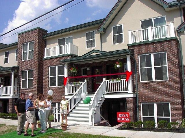 EcoVillage Townhomes