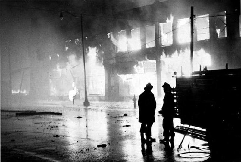 Glenville on Fire, 1968