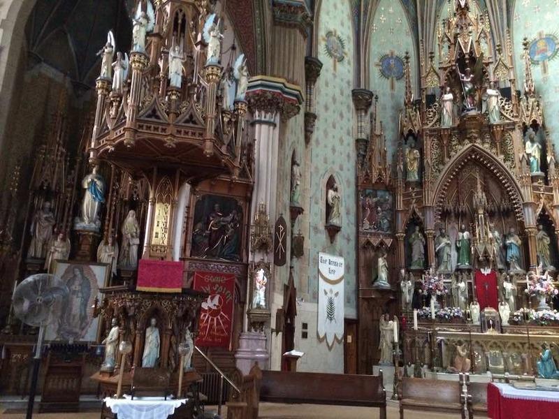 St. Michael's Sanctuary, 2015