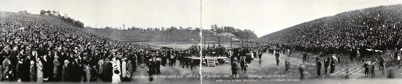 Final Intercity Championship Game, 1915