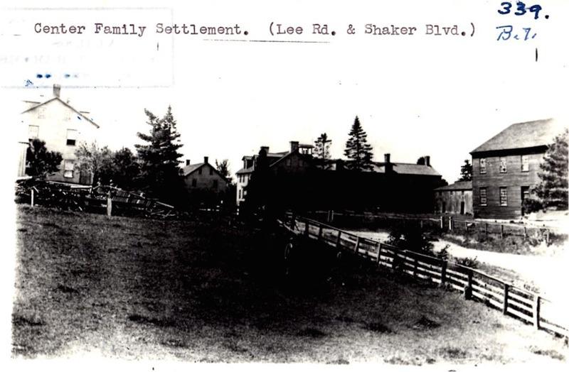 Center Family Settlement Buildings