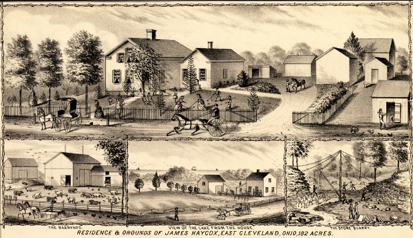 James B. Haycox Farm, 1874