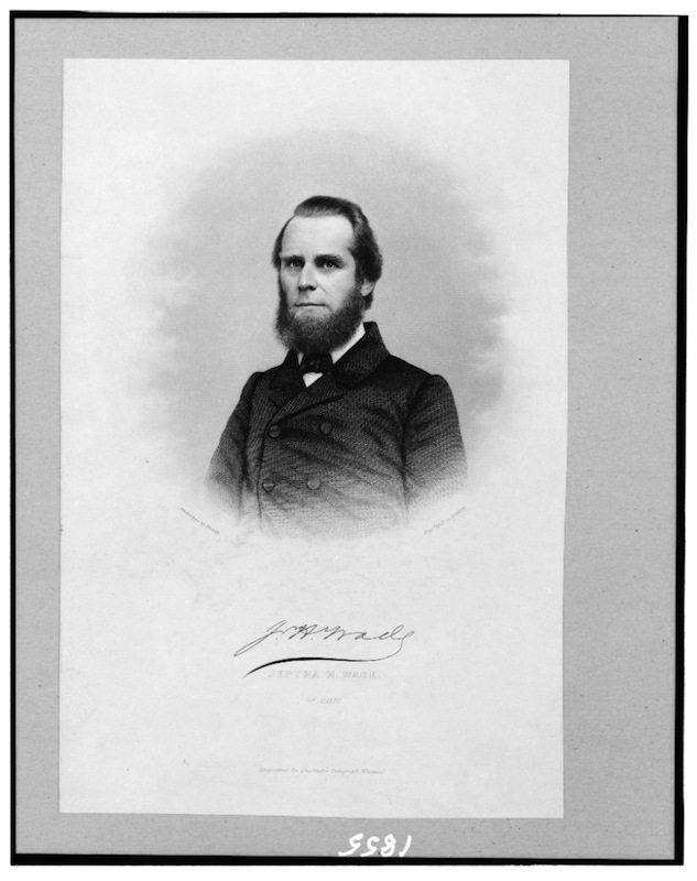 Jeptha H. Wade, c. 1890