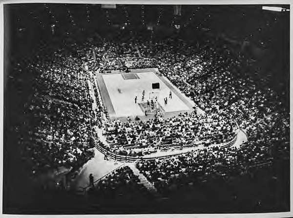 Coliseum Crowd