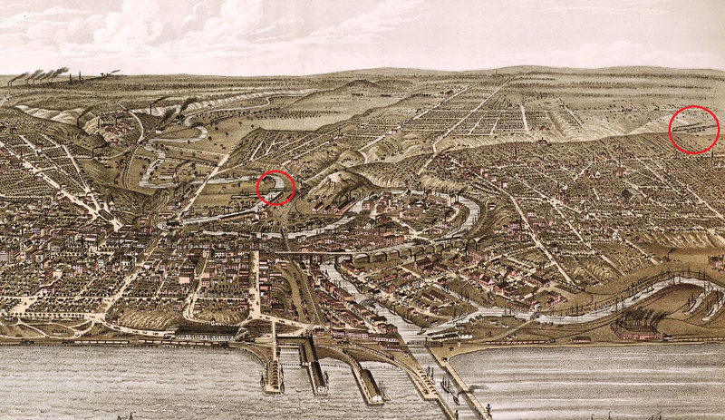 A Nineteenth Century Aerial View
