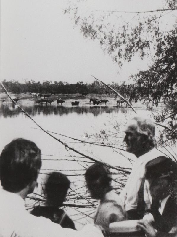Grazing at Shaker Lake, 1876