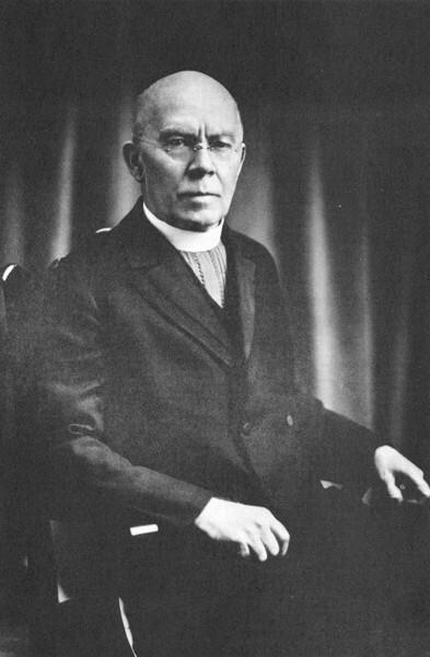 Reverend Karoly Boehm (1853-1932)