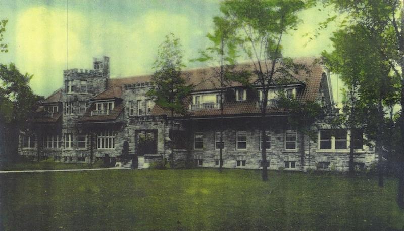 Van Sweringen Residence