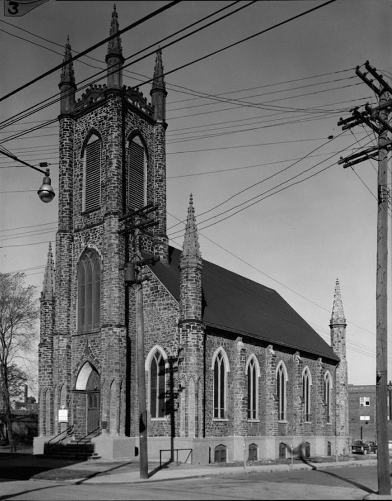 St. John's Episcopal Church.