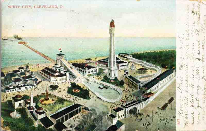 Aerial View, ca. 1910