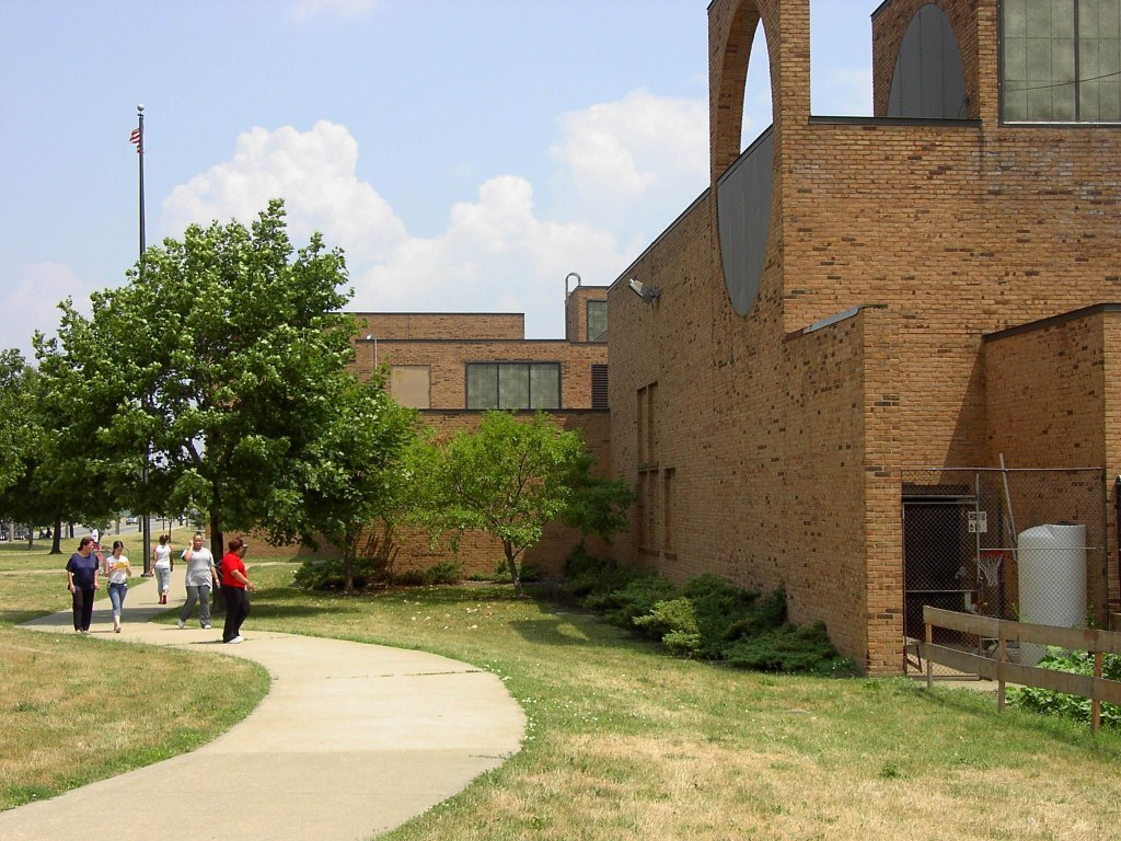 The Michael Zone Recreation Center Sustainable Greenspace