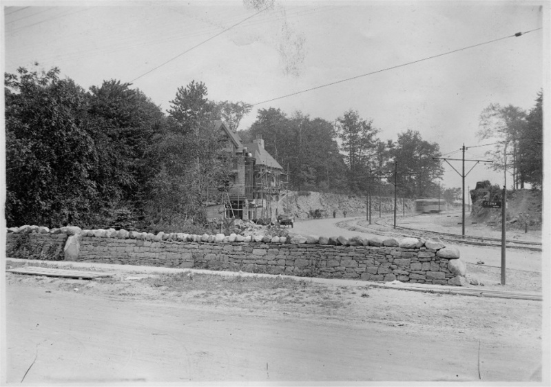 Deming House Construction, 1914