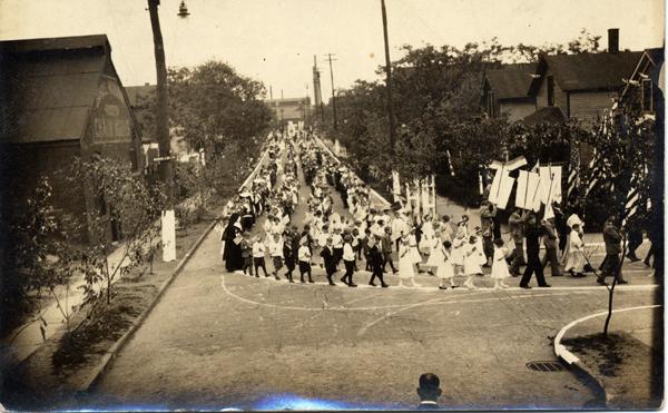 Corpus Christi Procession, 1928