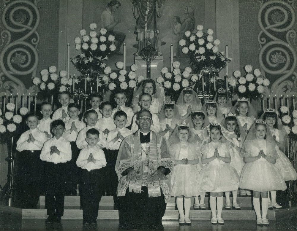 Last Holy Communion Class