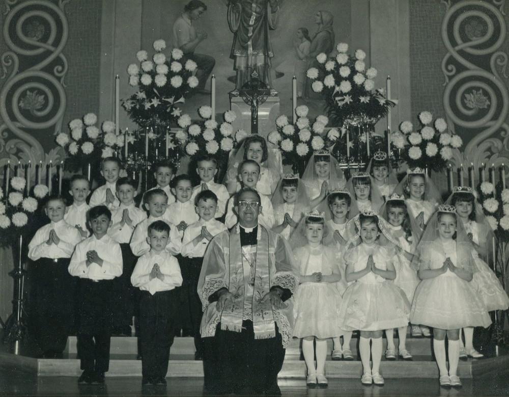 Last Holy Communion Class