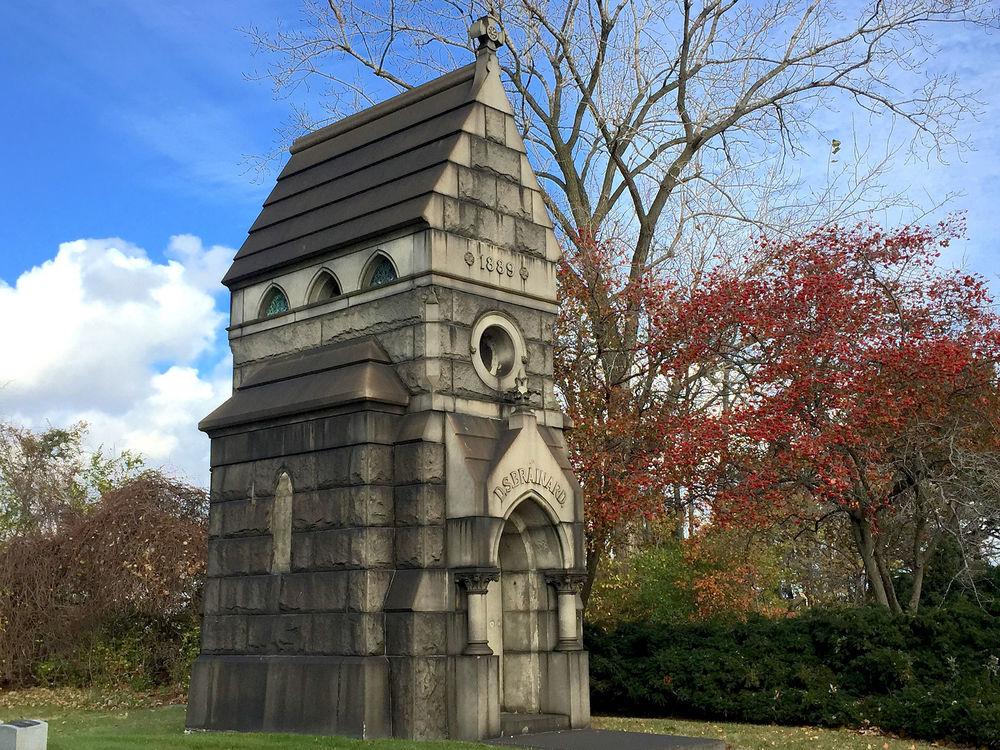 D. S. Brainard Mausoleum