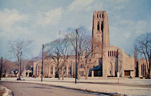 St. Paul's in Winter