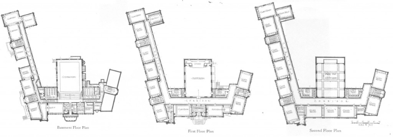 Coventry School Floor Plan
