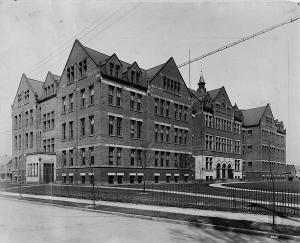 East High, 1912