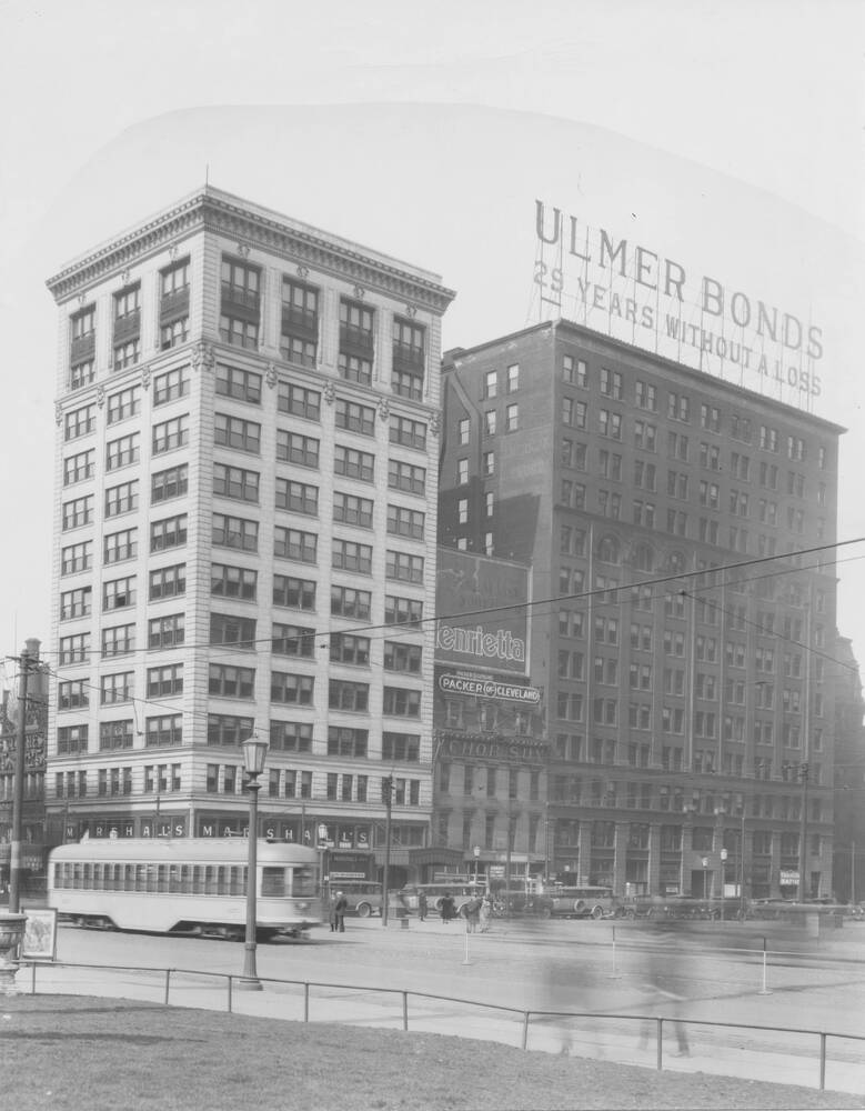 The Rouse Block, 1925