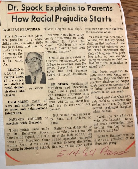 Calling out Racial Prejudices