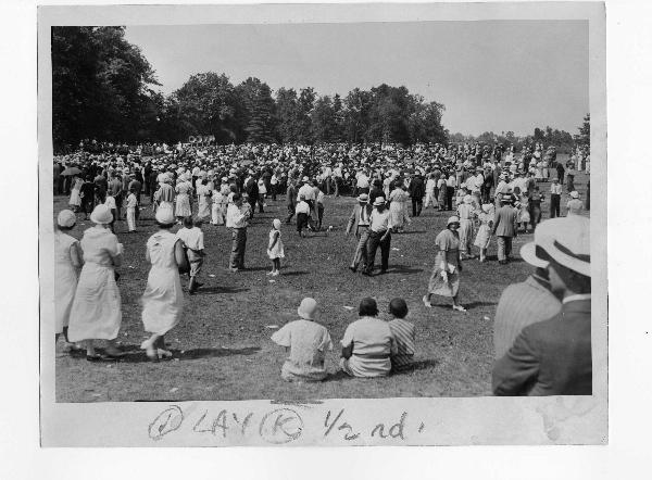 Polish Celebration, 1933