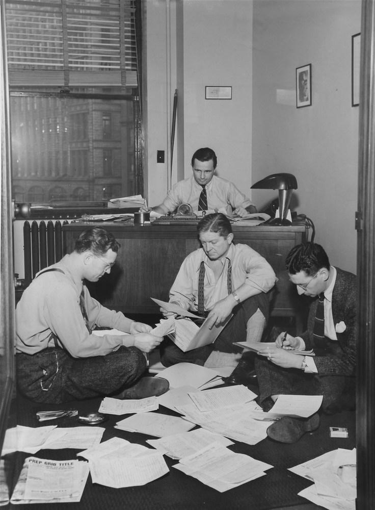 1941 Rams Management