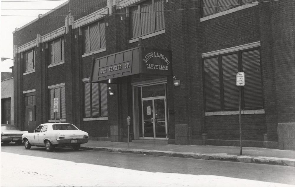 Bayou Landing, 1012 Sumner Court, 1975