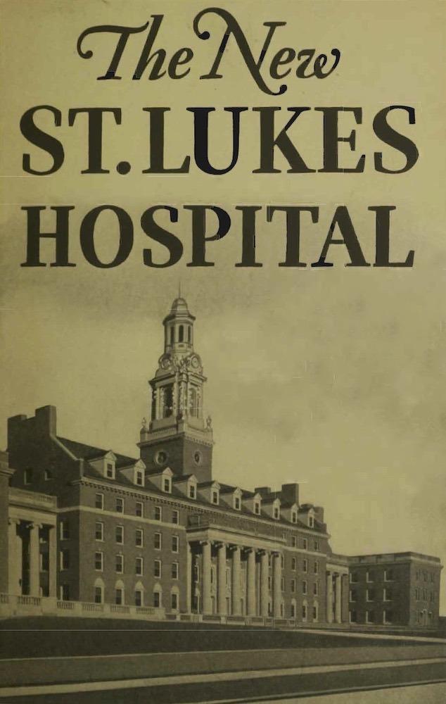 The New St. Luke's Hospital