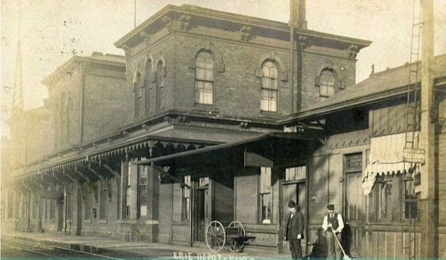 Erie Depot