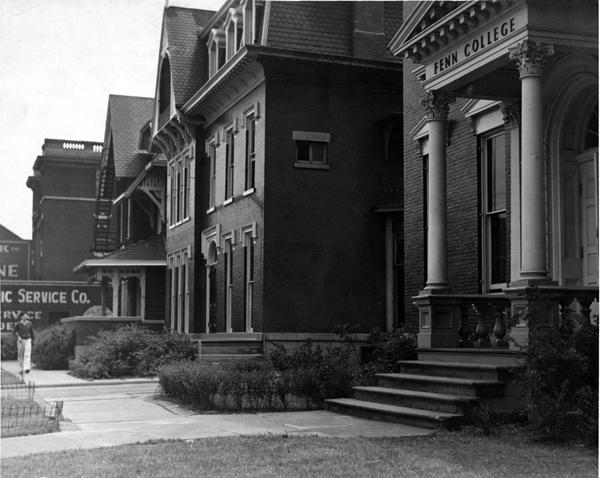 Prospect Avenue Campus, 1932