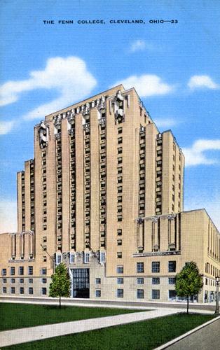 Fenn Tower, 1938