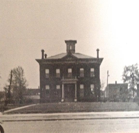 The Diemer Mansion (Pre-1924)