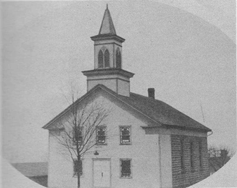 First Baptist Church, 1906