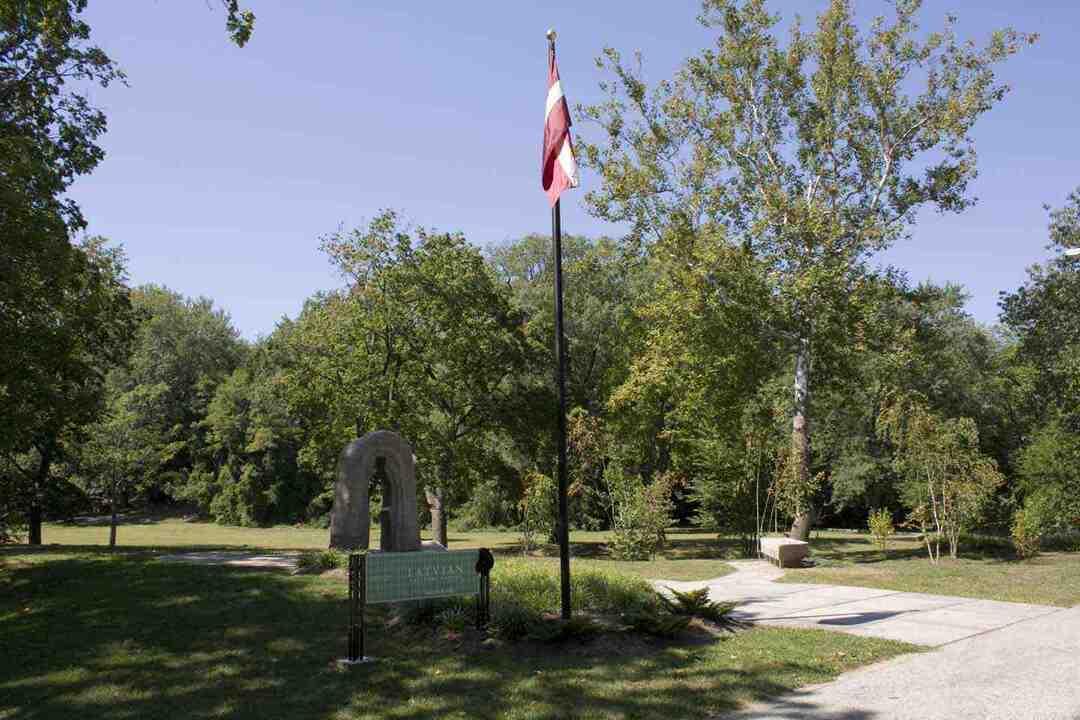 Latvian Cultural Garden