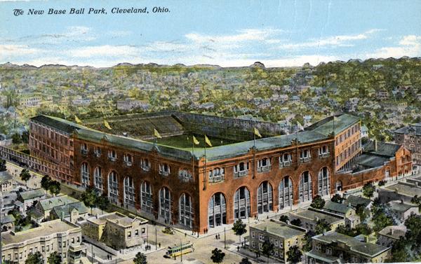 League Park, ca. 1911