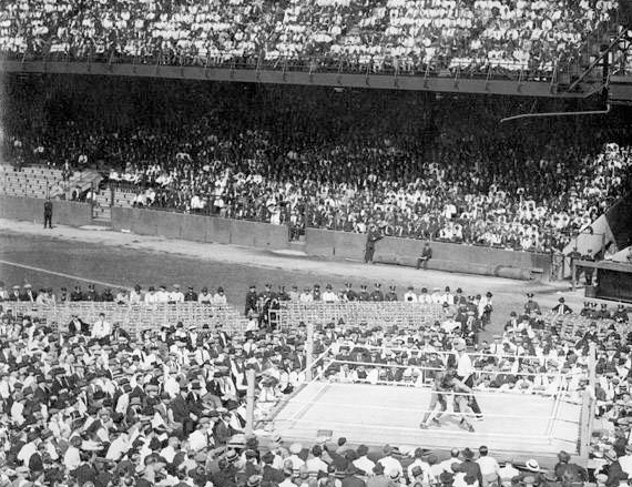 Boxing, ca. 1920s