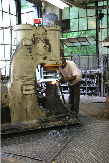 Rose Iron Works Foundry, ca. 2005