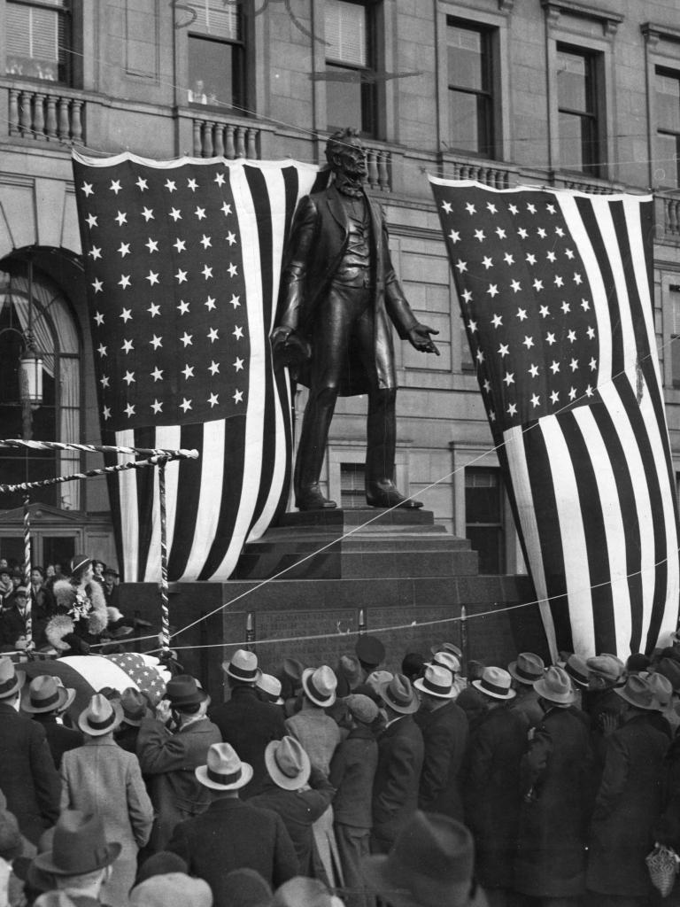 Lincoln Statue, 1932