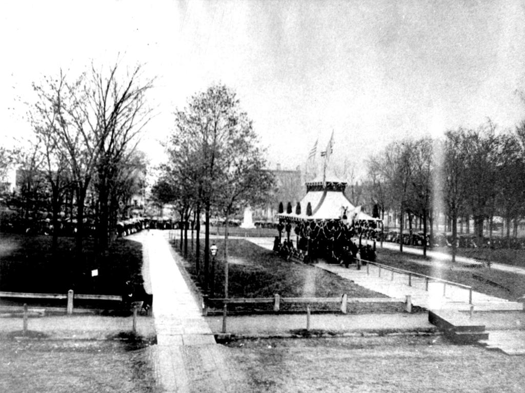 Lincoln Catafalque, 1865